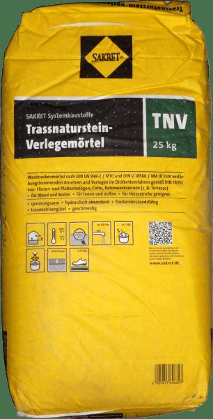 25kg Trass-Naturstein-Verlegemörtel TNV