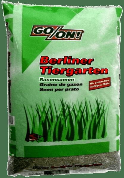 """4x 2,5Kg GO/ON Rasensamen """"Berliner Tiergarten"""""""