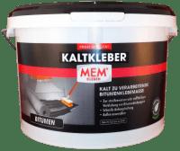 3kg Profi - Bitumen Kaltkleber Lösemittelfrei