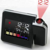 Digitaluhr mit Projektion, Temp. und Hygrometer