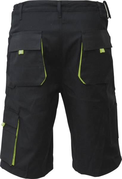 Triuso POWER Shorts Gr. 44 schwarz/grün