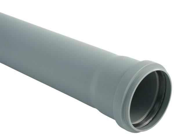 HT Rohr DN40 bis DN110 Heißwasserbeständiges Rohr