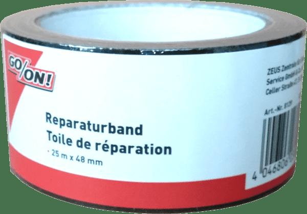 25m GO/ON Reparaturband, 48mm schwarz Panzertape