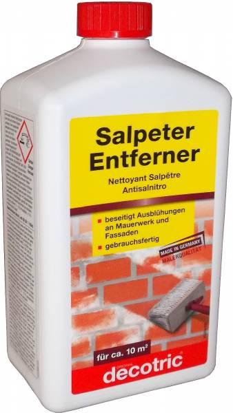 6x 1L Salpeterentferner Ausblühungen entfernen