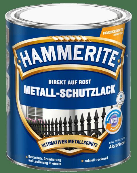 2,5 Liter Hammerite Msl glänzend braun