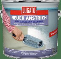 2,5L Lugato Neuer Anstrich Garagen/Balkone
