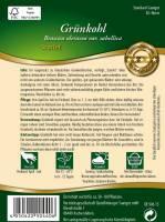 Grünkohl Scarlet/Brassica oleracea var. sabellica