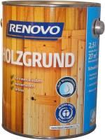 2,5L Renovo Holzgrund auf Wasserbasis, farblos