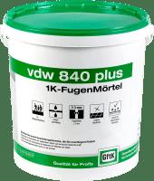 12,5 Kg Pflasterfugenmörtel vdw 840 plus Steingrau