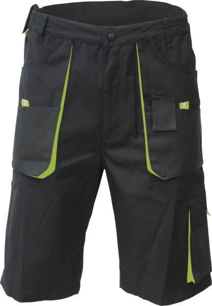 Triuso POWER Shorts Gr. 50 schwarz/grün