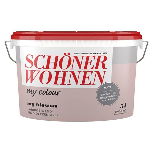 5L Schöner Wohnen My Colour Wandfarbe My Blossom
