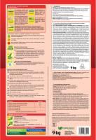 9kg SUBSTRAL Rasendünger mit Unkrautvernichter