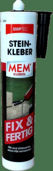 445g MEM Steinkleber für alle Steinarten