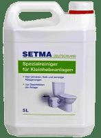 5L SETMA Entkalker für Kleinhebeanlage