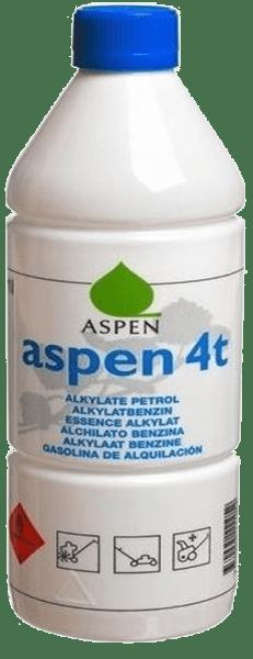 1L ASPEN 4Takt Alkylatbenzin ohne Ölbeimischung