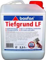 2,5 Liter Baufan Tiefgrund LF