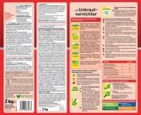 7,5kg Gartenkrone Rasendünger mit Unkrautvernichter