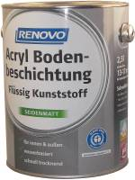 750ml Renovo Acryl - Bodenbeschichtung kieselgrau