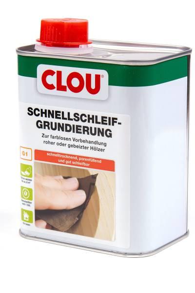 750ml Clou G1 Schnellschleif-Grundierung