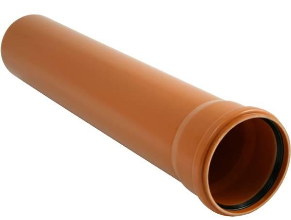 KG Rohr 500mm von DN 100/110 bis DN 500