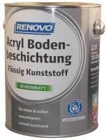 750ml Renovo Acryl - Bodenbeschichtung oxidrot