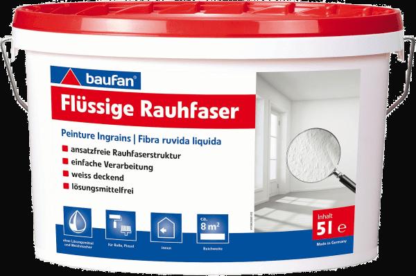 5L Baufan Flüssige Rauhfaser