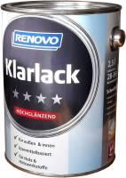2,5L Renovo Klarlack Hochglanz aromatenfrei